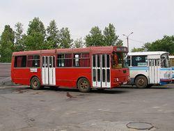 Автобус ЛАЗ 4202