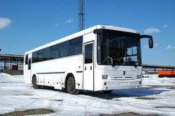 Междугородний автобус Нефаз 5299-17-32